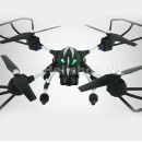 Move Wing W606-2 met 720P FPV Camera RC Quadcopter
