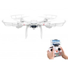 MJX X101 met 6-Axis Gyro Drone RTF [Camera Ready]